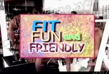 Fit Fun and Friendly frame