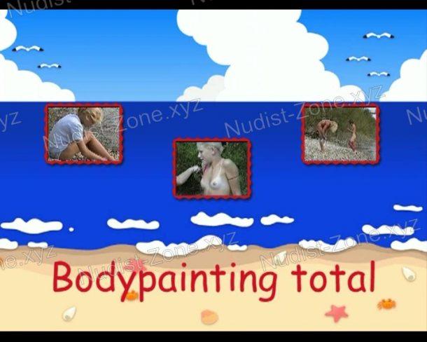 Bodypainting total screenshot