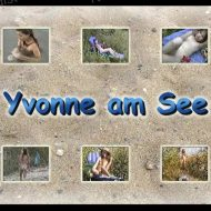 Yvonne am See