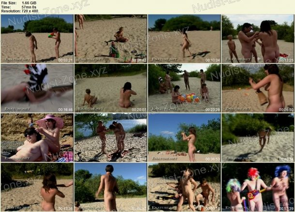 Naked Shoot Out - shots 1