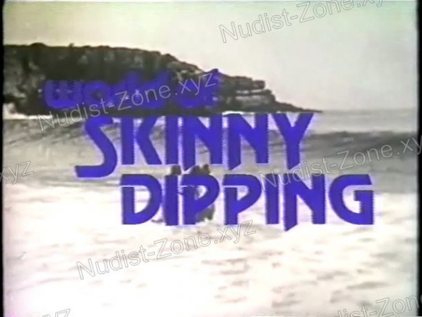 Screenshot of World of Skinny Dipping