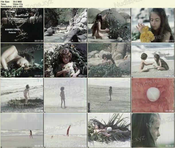 Angels and Cherubs (Ángeles y querubines) 1972 film stills 1