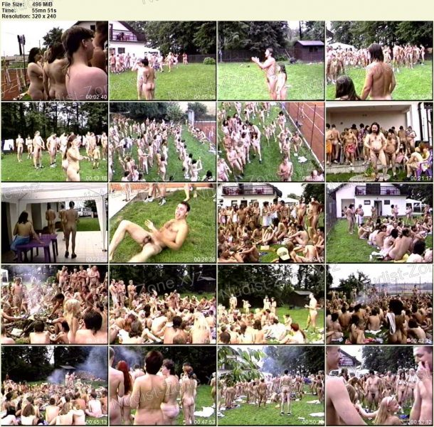 Snapshots of A Gathering of Nudists 1