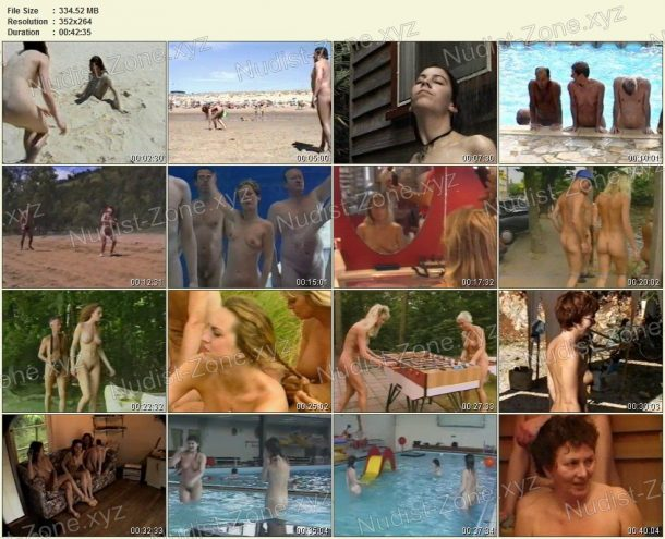 Nudist Videos Collection - BartDude - snapshot