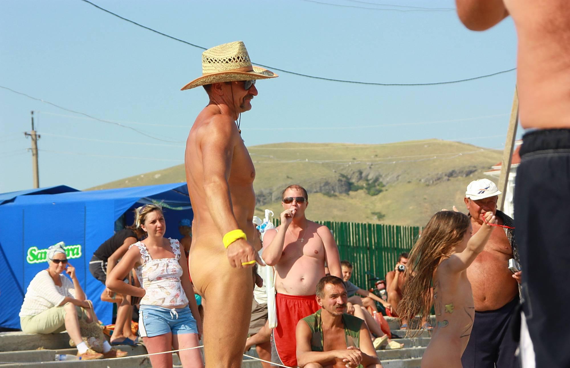 Nudist Gallery Naturist Beach Contest - 1