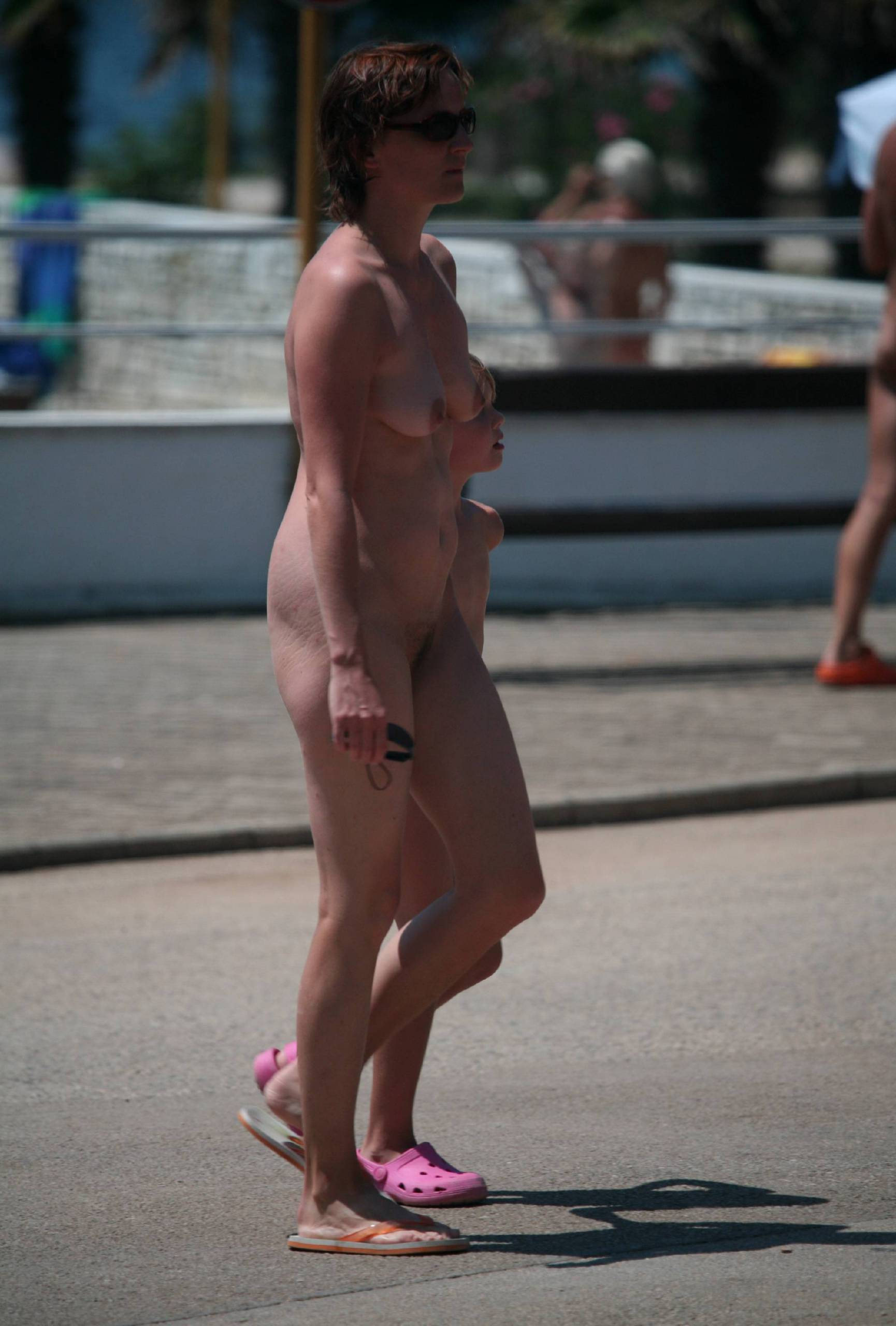 Nudist Gallery Naturist Family Gathering - 2