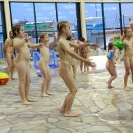 Naturist Party Games