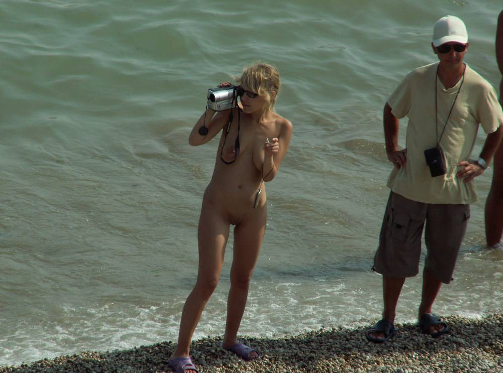 Nudist Photos Neptune Day Beach Dance - 1