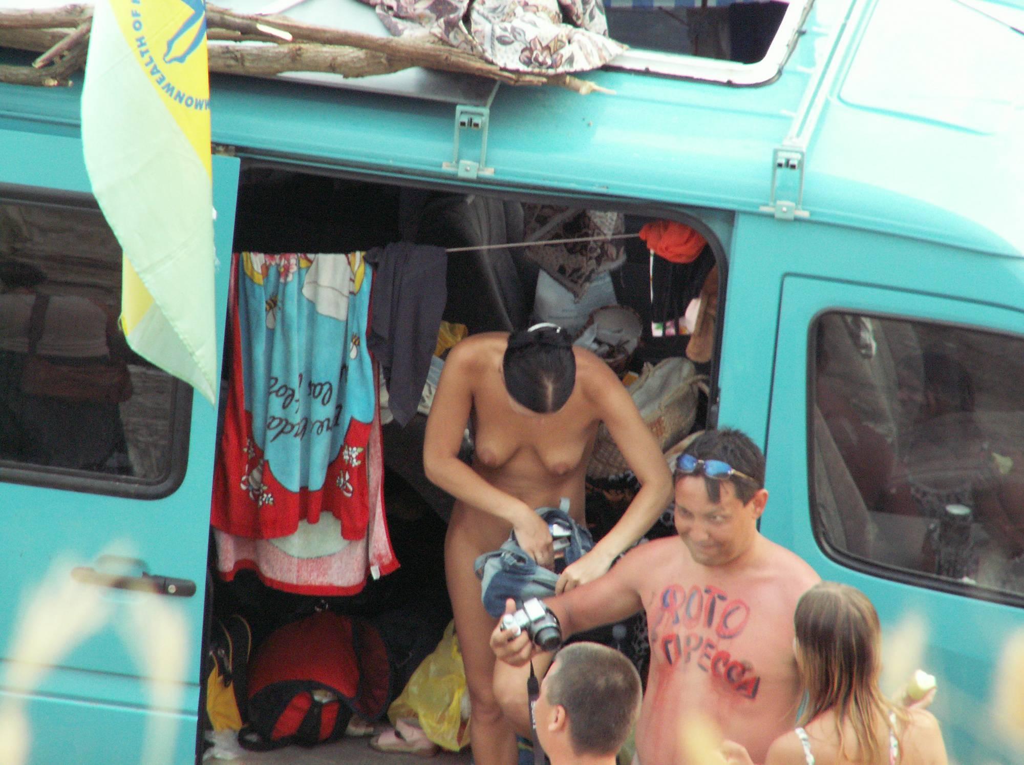Neptune Day Caravan - 2