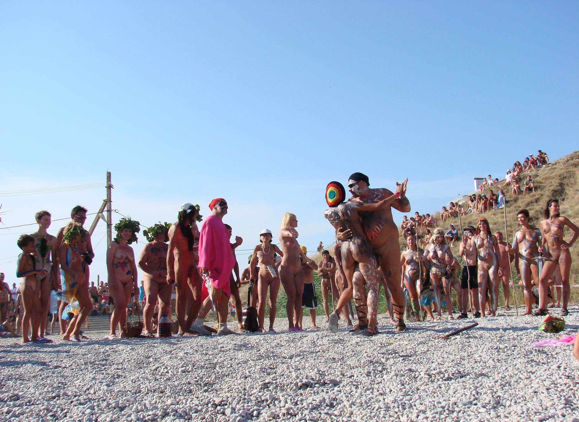 Nudist Pics Neptune Day Dance Views - 2