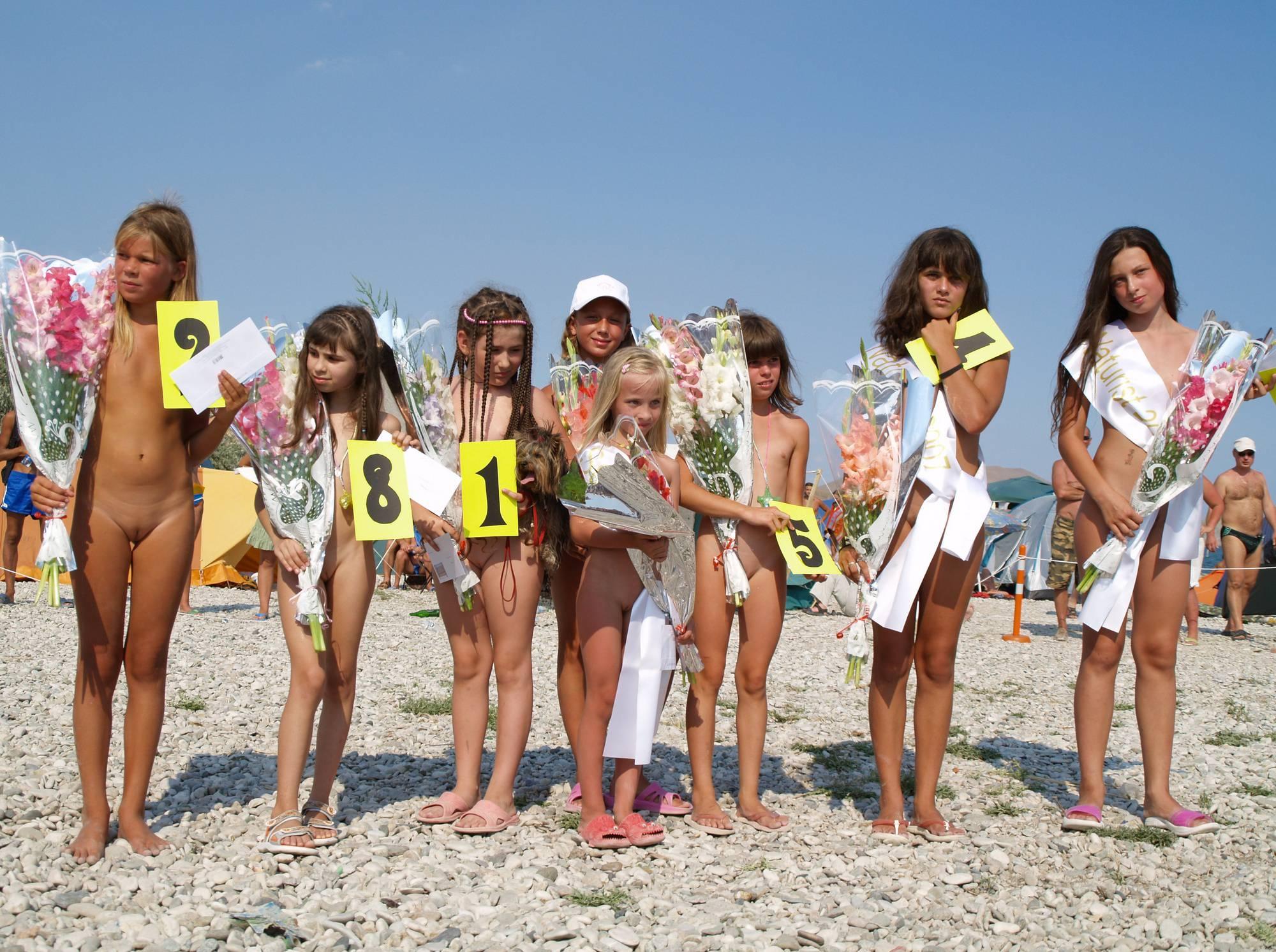 Nude Jr Kids Pageant - 2