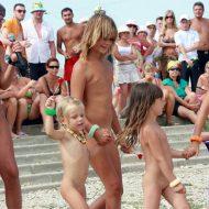 Nudist Contestant Lineup