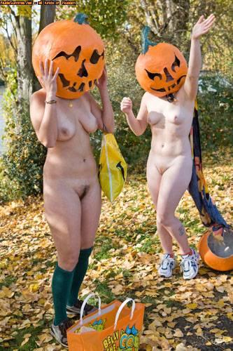 Nude Pumpkin Runners (NPR) - 2