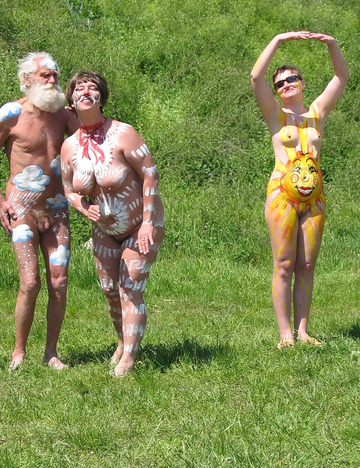 Nudist Photos The Pants-Off Dance-Off - 1