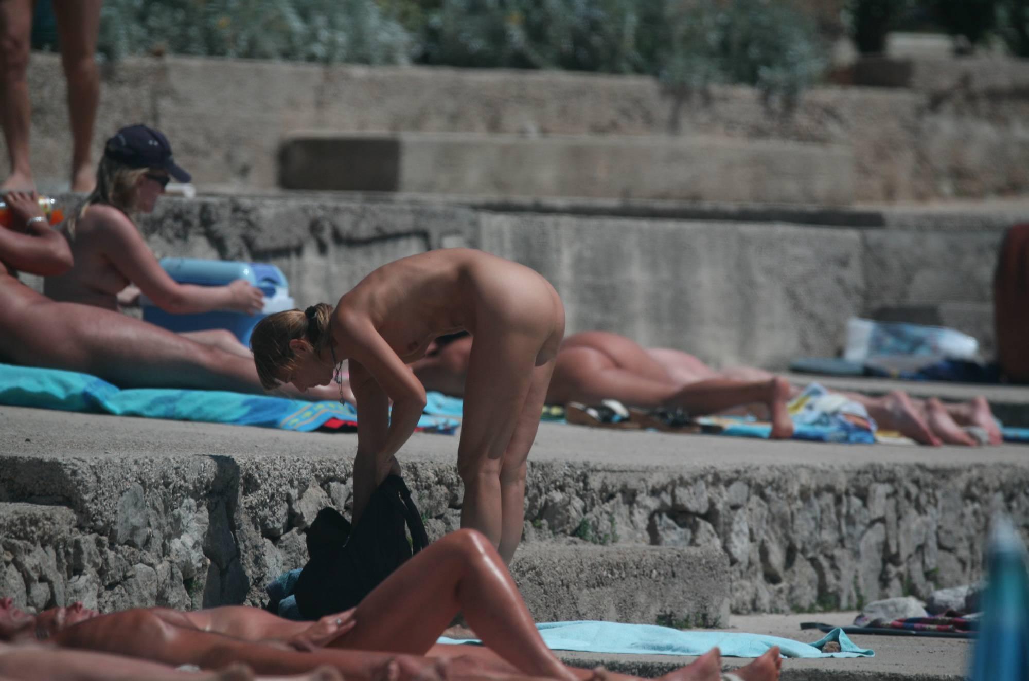 Nudist Photos Cove Pyramid Woman - 1