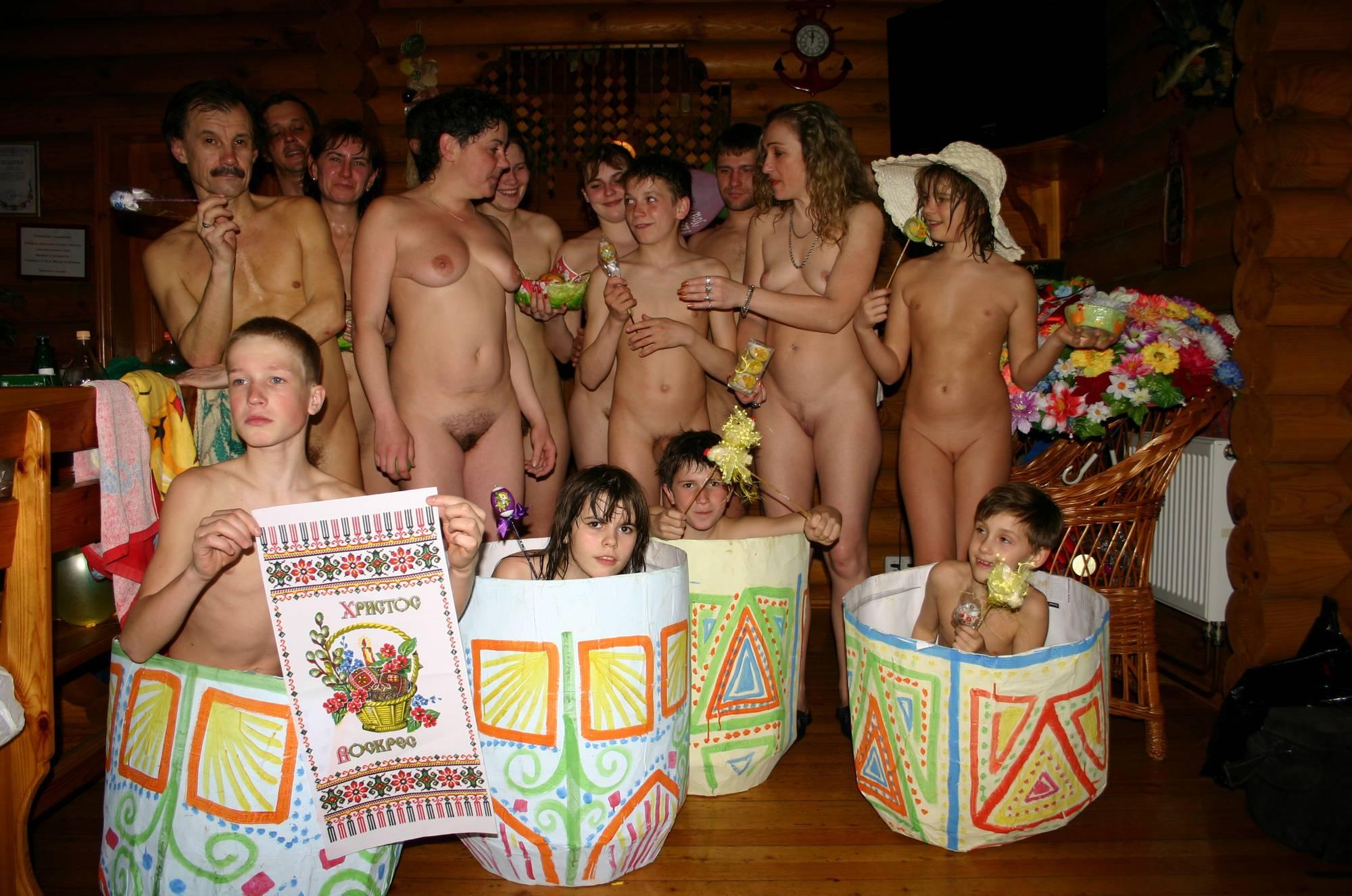 Nudist Pictures Easter Group Memories - 2