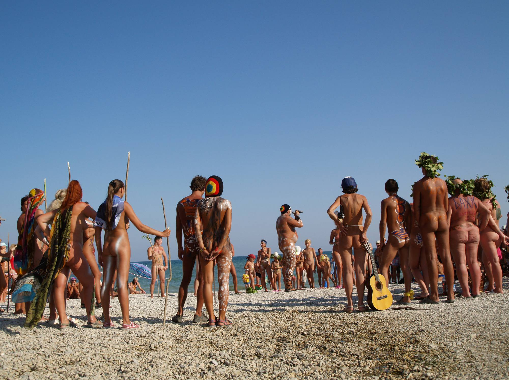 Nudist Event Introductions - 2