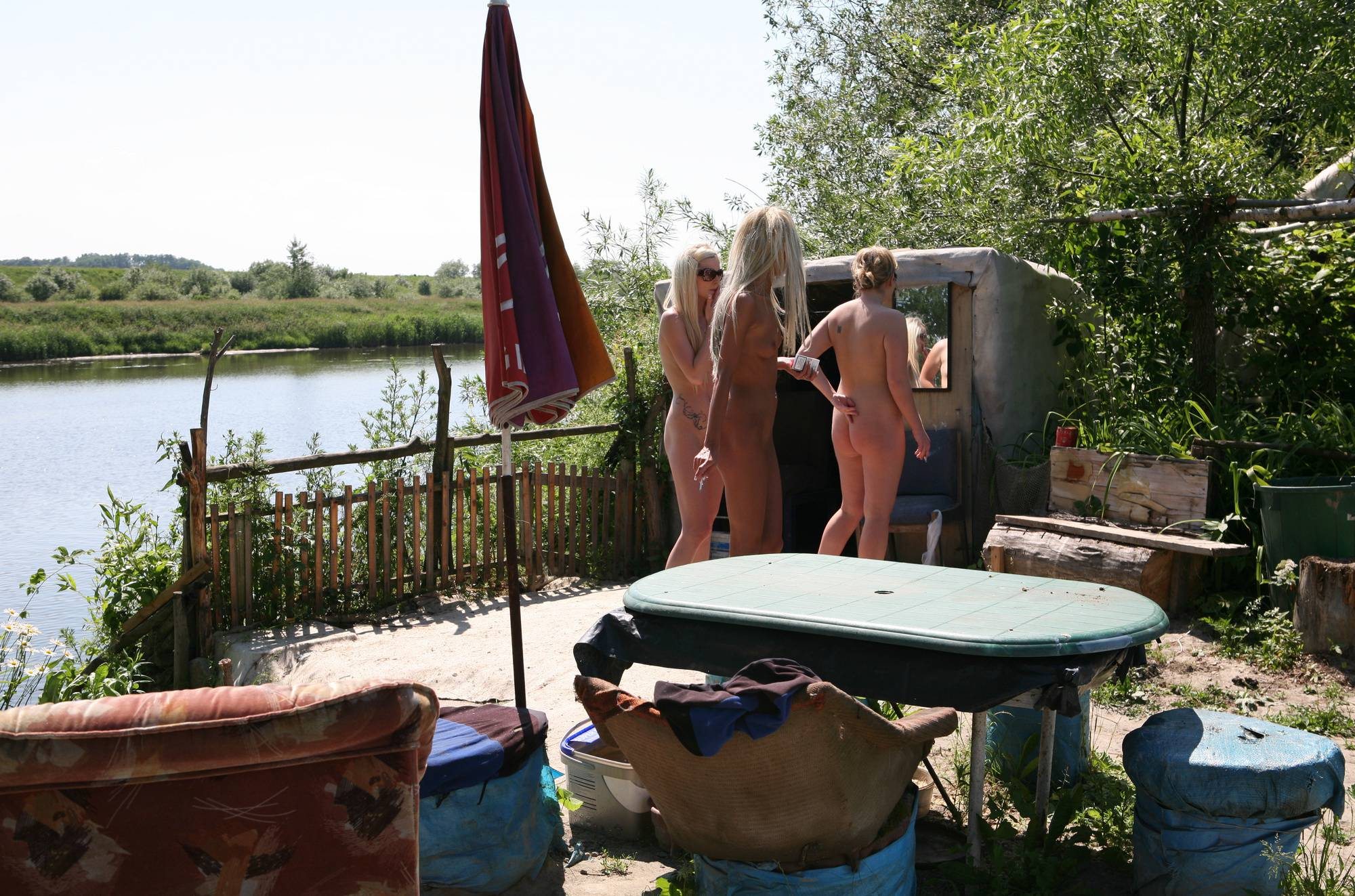River Boat Campgrounds - 1
