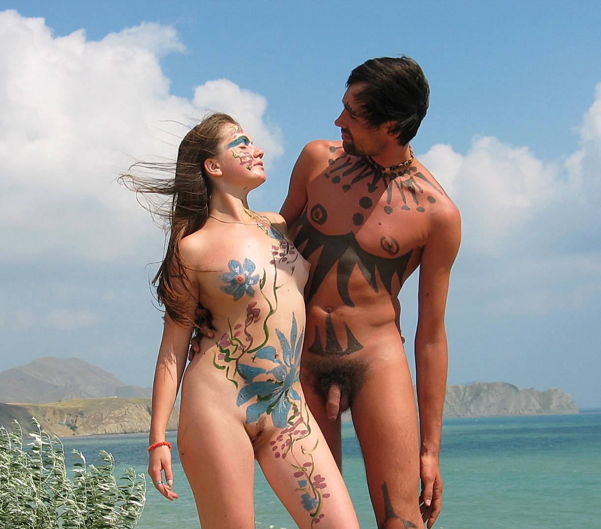 Nudist Pics Tropical Paradise Getaway - 1