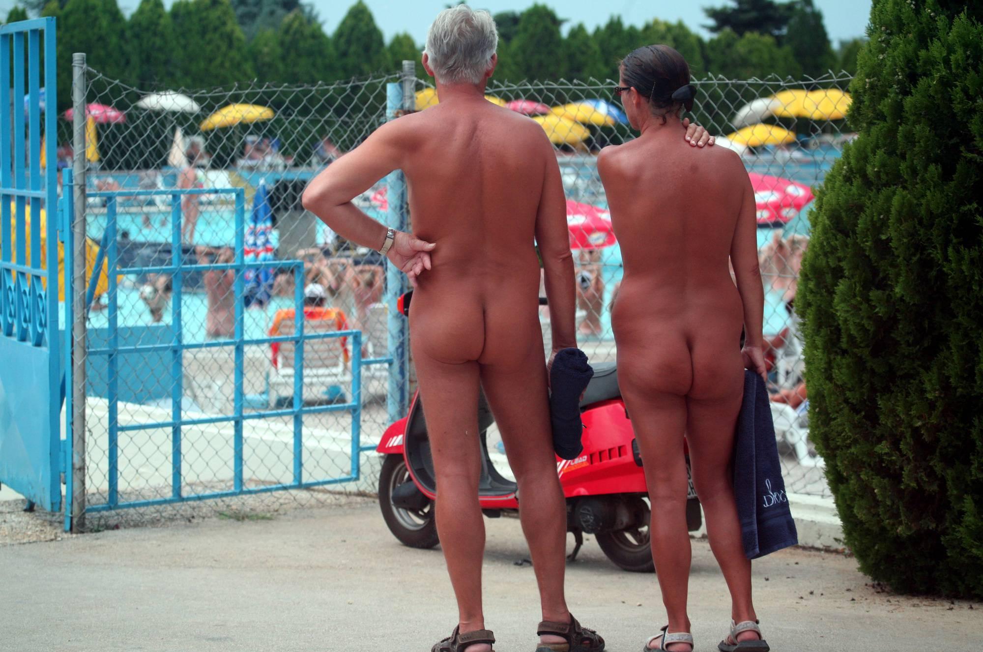 Nudist Gallery Naturist Pool Resort Exits - 2