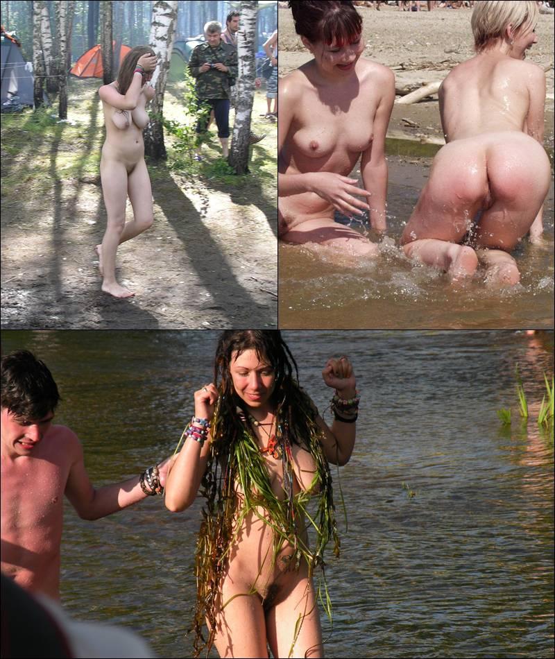 Nudist Amateur Life - Poster