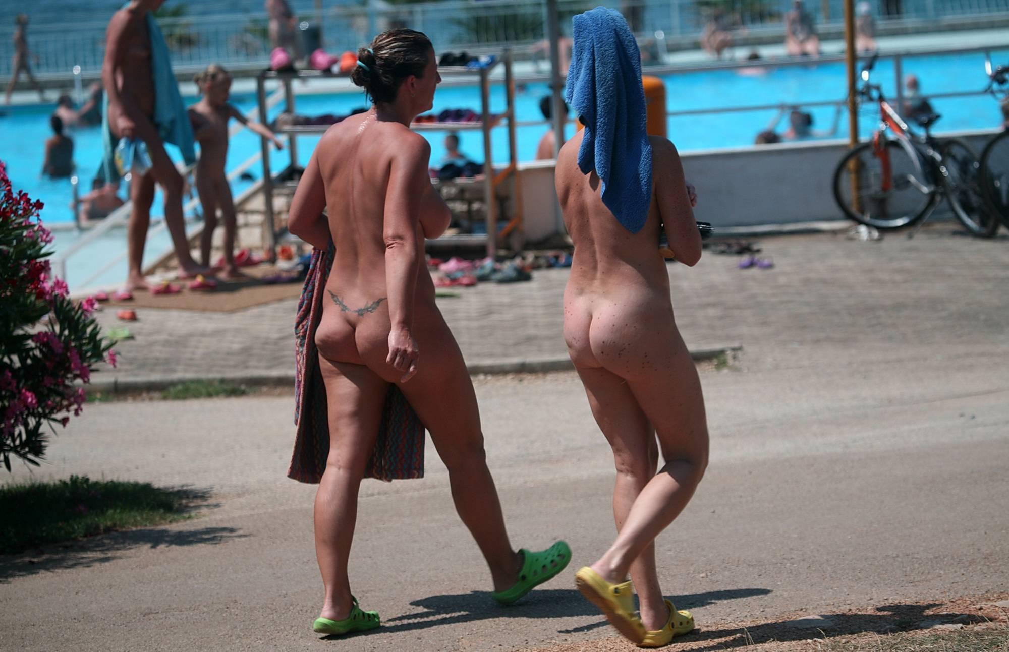 The Nudist Pool Observer - 1