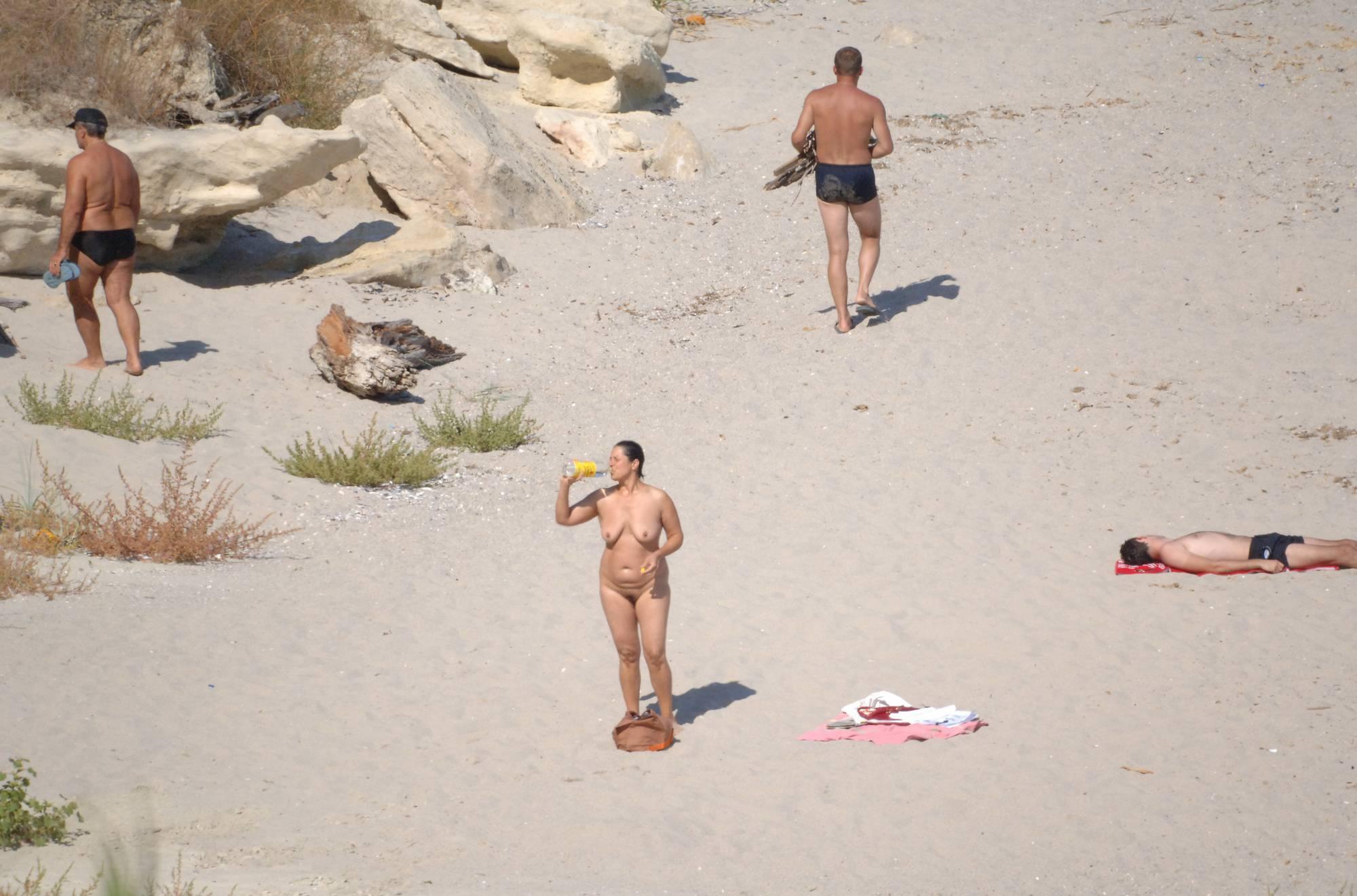 Nudist Gallery Verna Beach Far Overview - 2