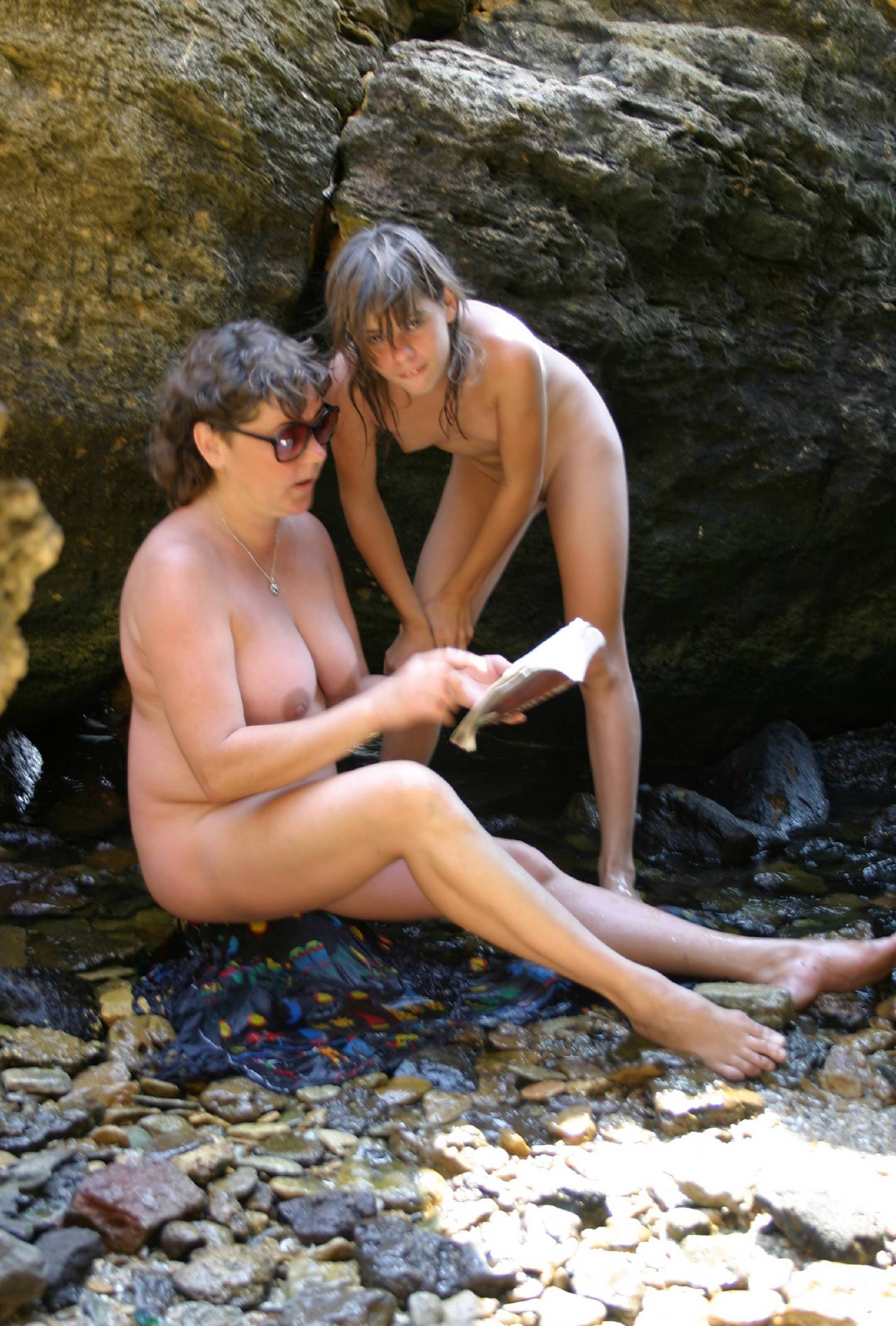 Nudist Gallery Nudist Shore and Mountains - 2