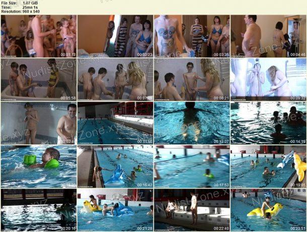 Film stills of Floating On Our Rafts 1 1