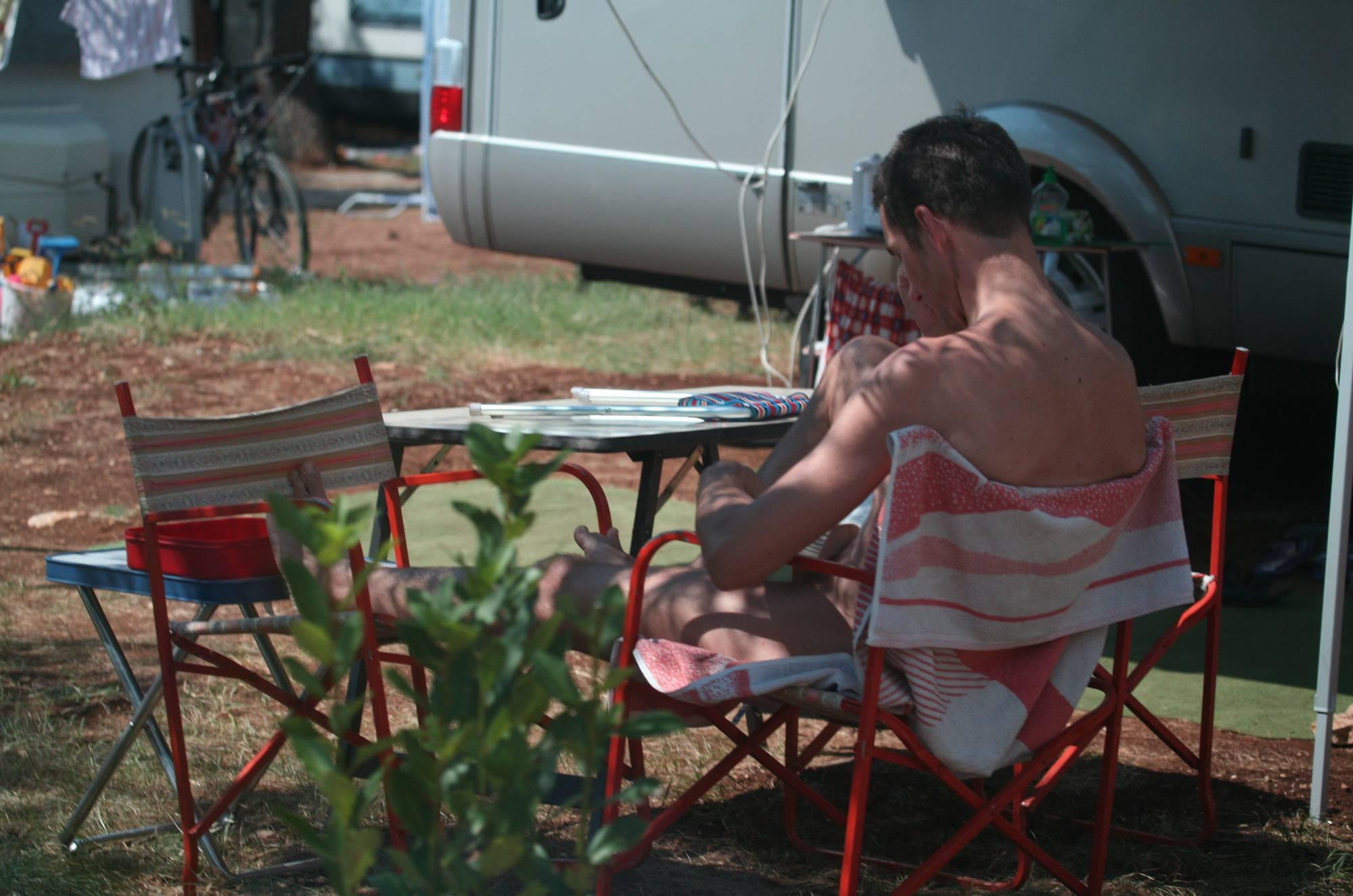Nudist Gallery Pier Campground View - 1