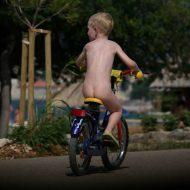Pier FKK Biking Activity