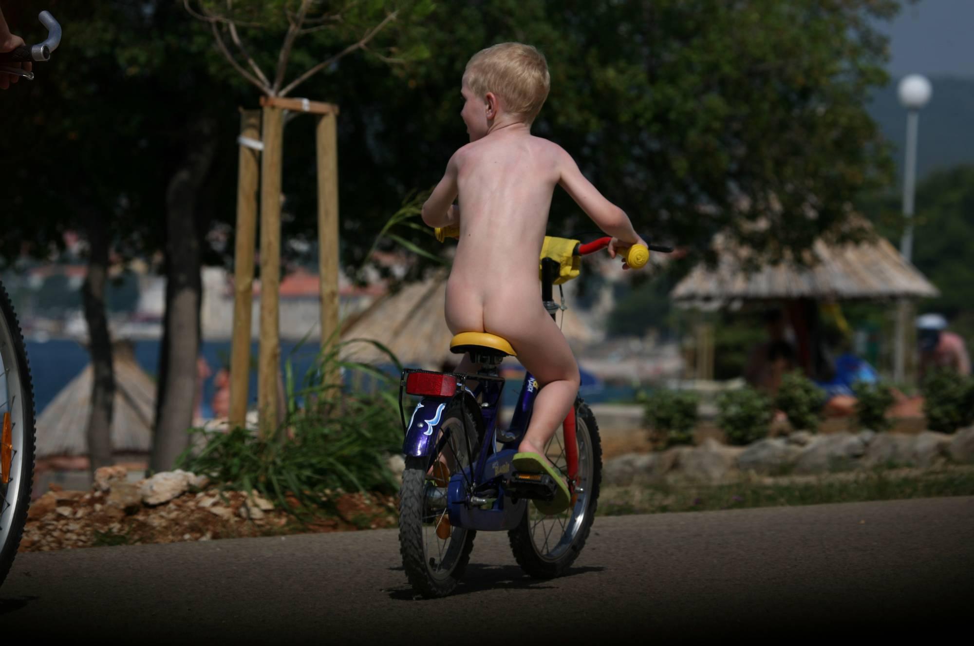 Nudist Pics Pier FKK Biking Activity - 1