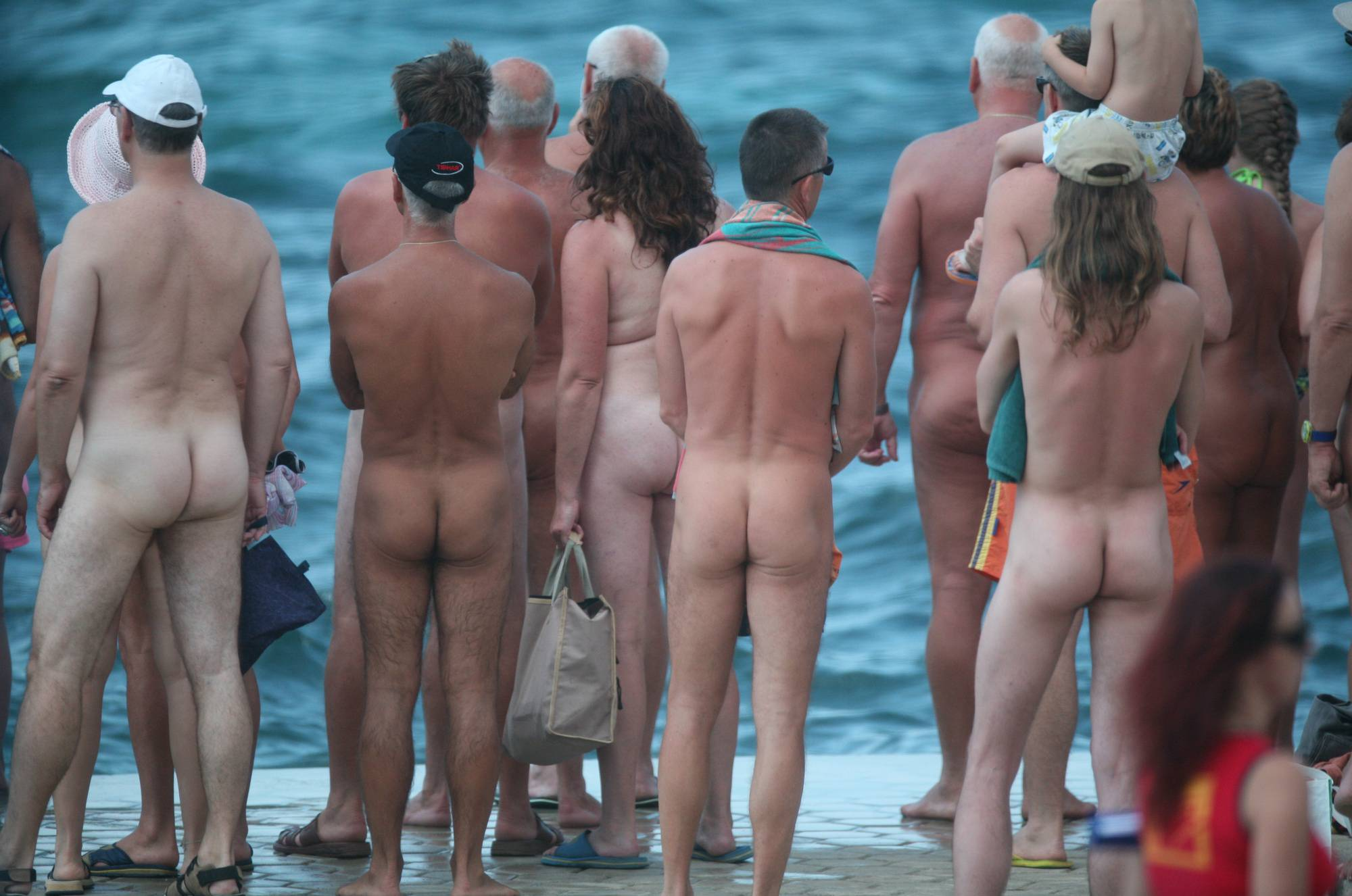 Nudist Pics Pier Sand Square Group - 2