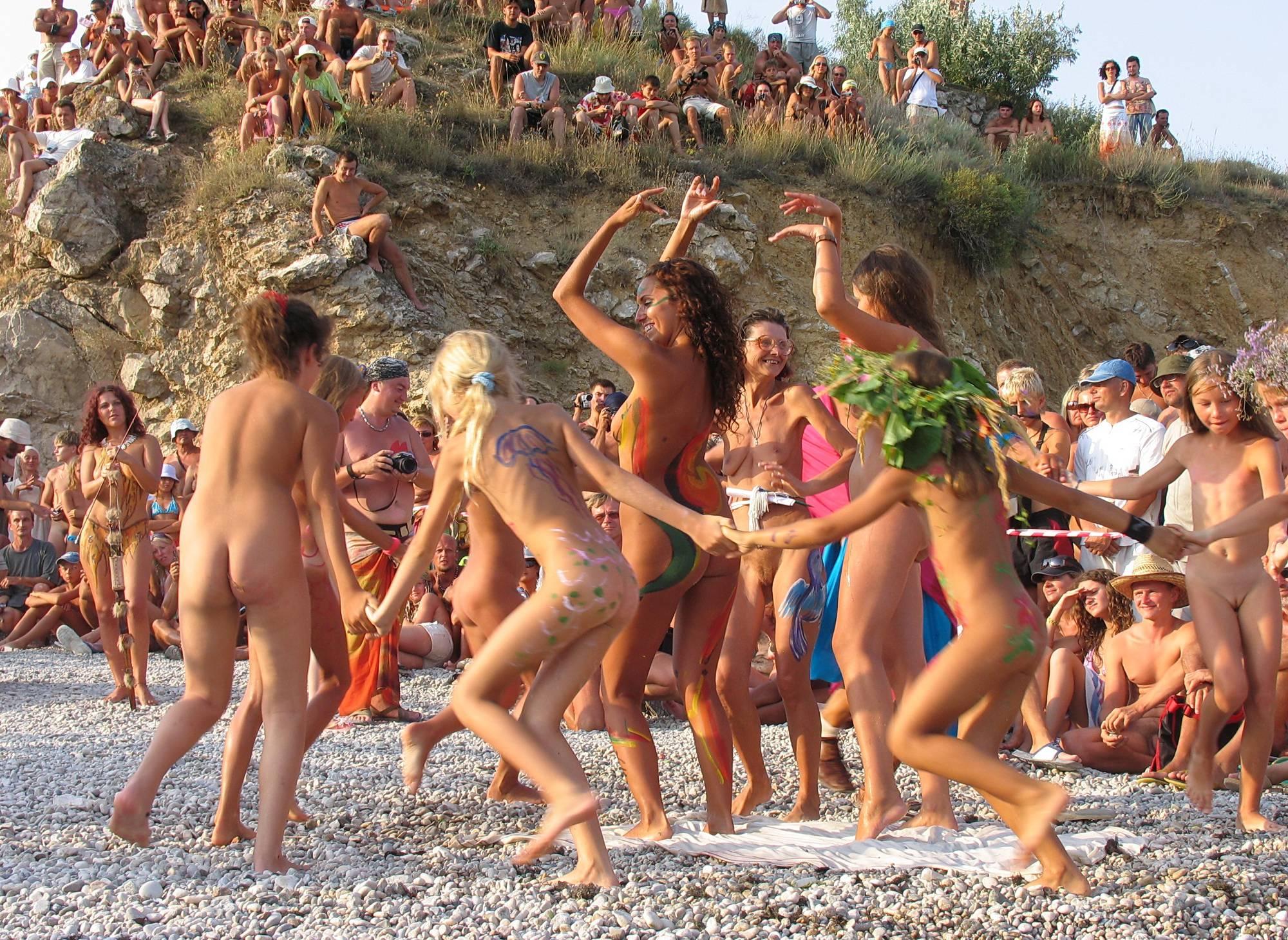 Nudist Pics Rocky Hill Luau Pow Wow - 2