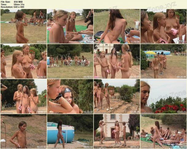 Shot Junior Nudist Contest 3
