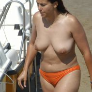 Sitges Topless Beach