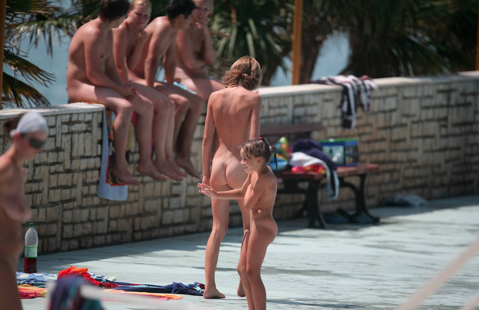 Nudist Pictures The Nudist Ledge Group - 2