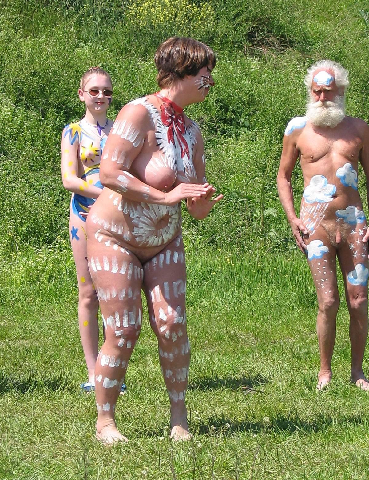 Nudist Gallery The Pants-Off Dance-Off - 2