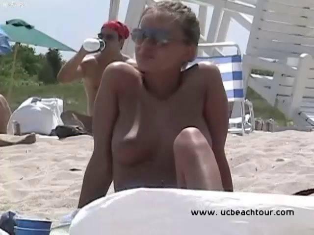 U.S. Nude Beaches Vol. 12 - 1