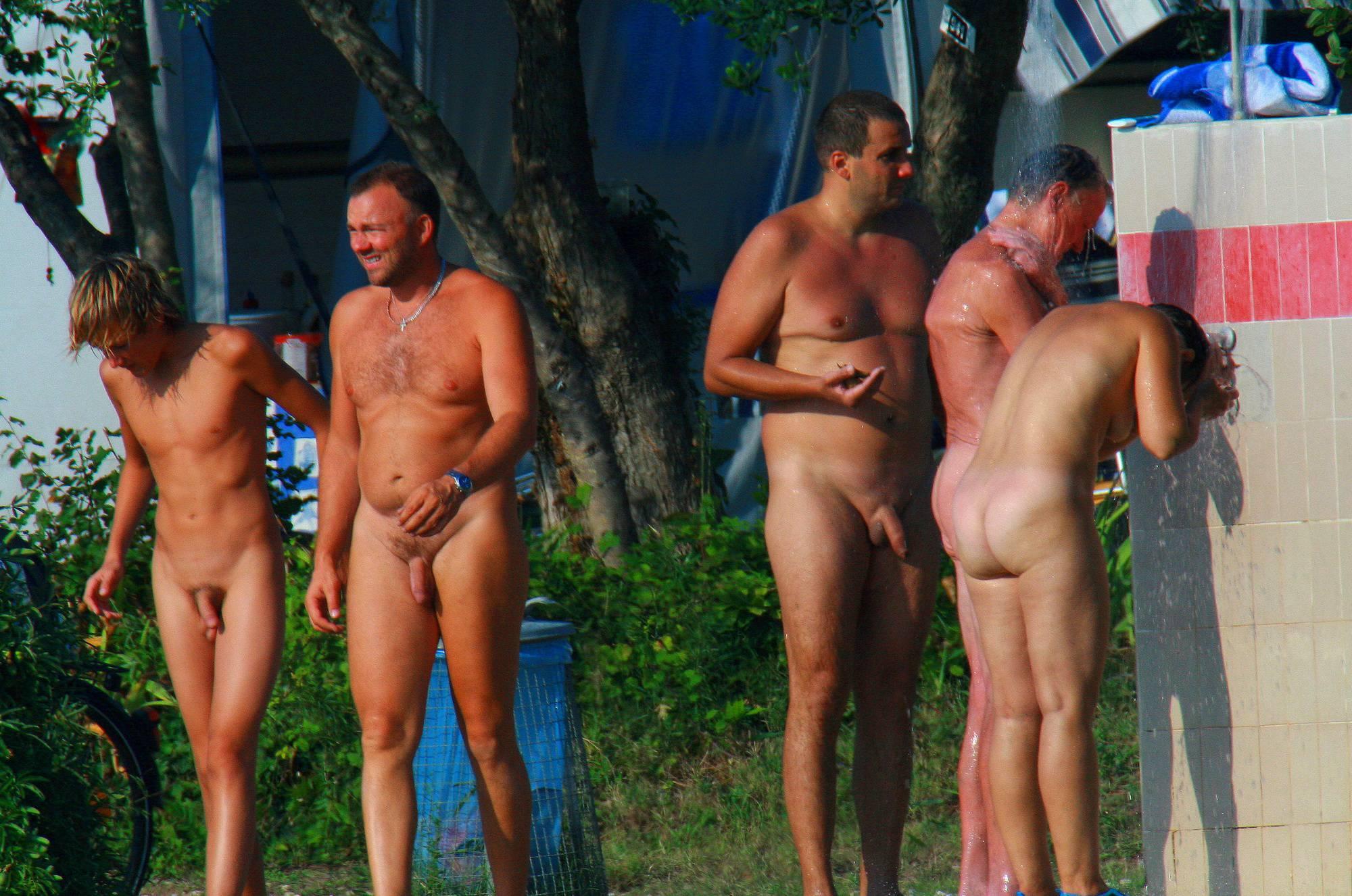 Nudist Photos Ula FKK Family Shower Site - 2