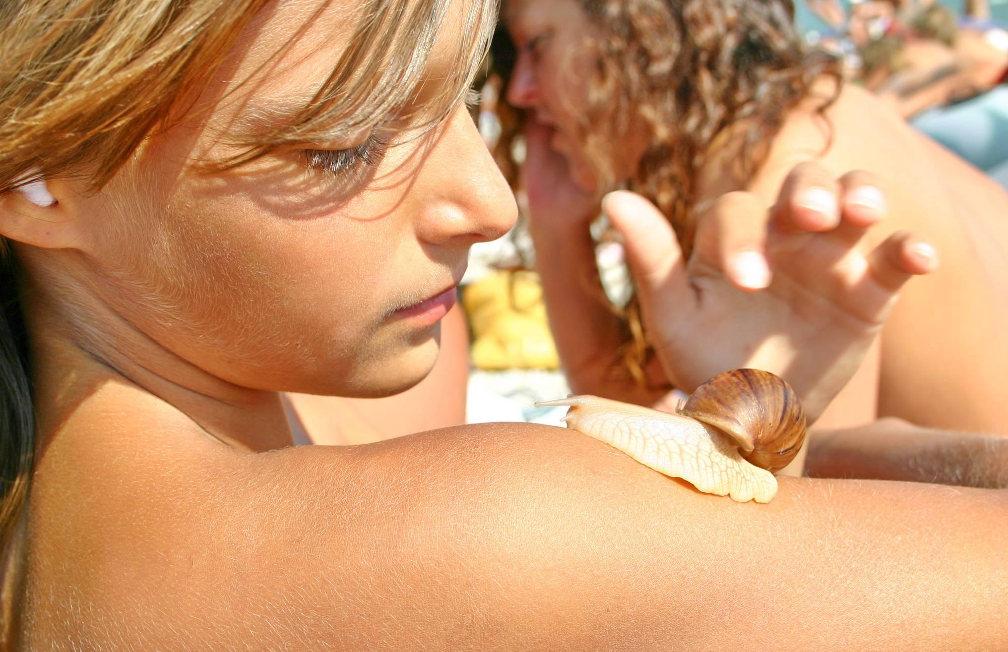 Ulitka Play On the Beach - 2