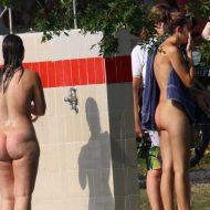 Warm Up Shower Down