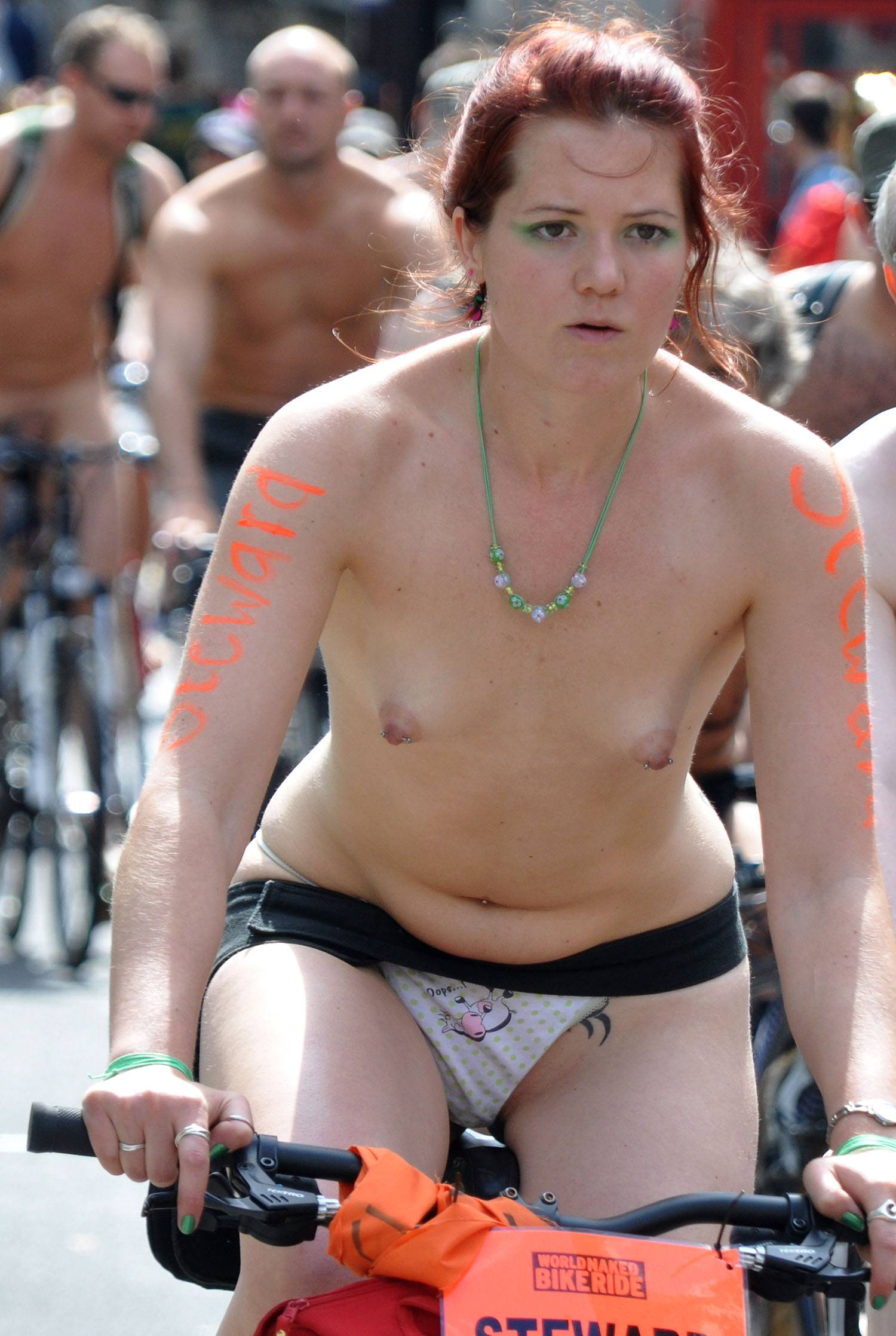 Nudist Gallery World Naked Bike Ride (WNBR) 2009 - 1