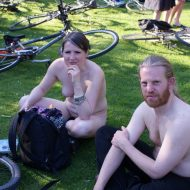World Naked Bike Ride (WNBR) 2011